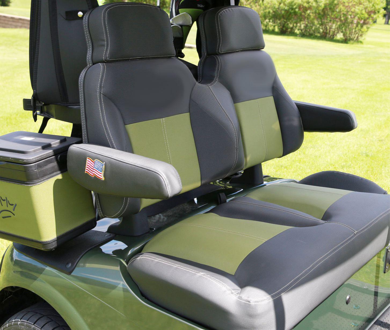 Yamaha Golf Cart Armrest Covers